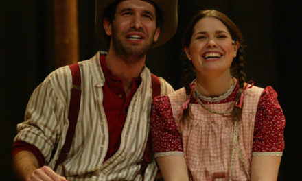 """""""Laura Ingalls Wilder,"""" The Musical, Booked Here"""