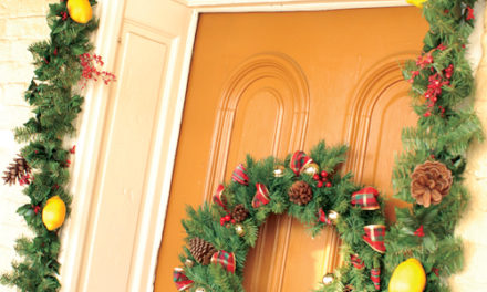 Deck Your Halls With Boughs of Style