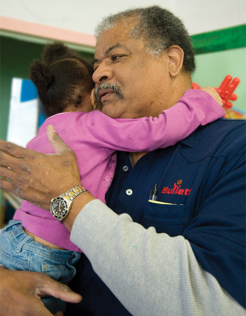 Wes Unseld & Family: From Court to Class