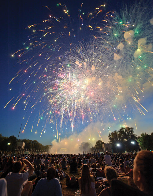 Take a Patriotic Day Trip for the Fourth