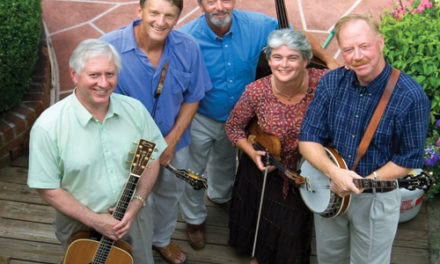 Annapolis Bluegrass Coalition perform at the Carroll Arts Center