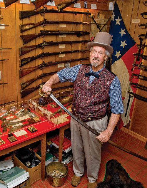 Collecting Civil War Relics