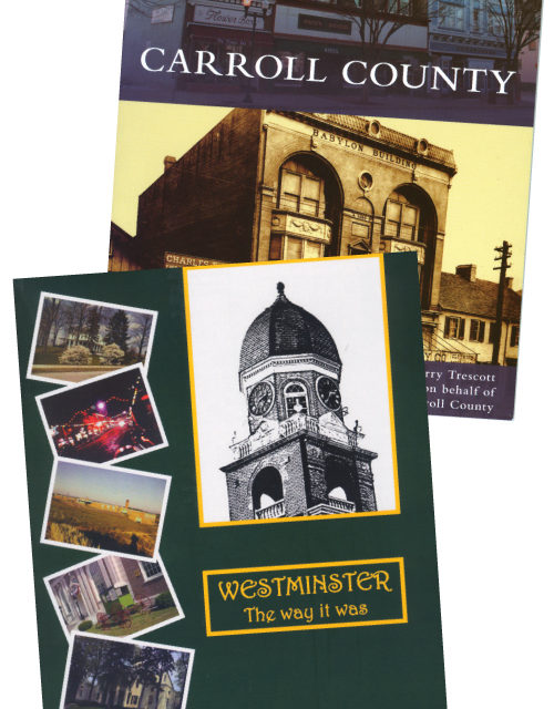 Books of Photographs Highlight the History of Carroll County
