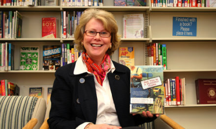 Library Discussion Series Features Author Logan Ward