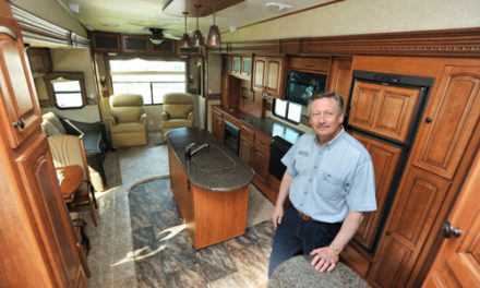 Heirs of the Famous Airstream, RVs Move Campers Comfortably