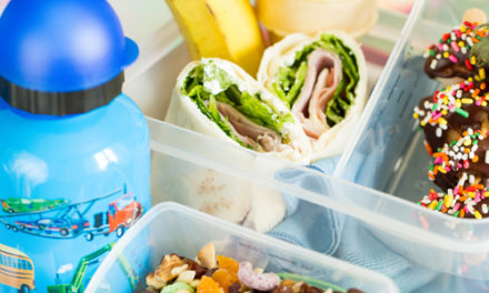 Get Creative with Nutritious School Box Lunches