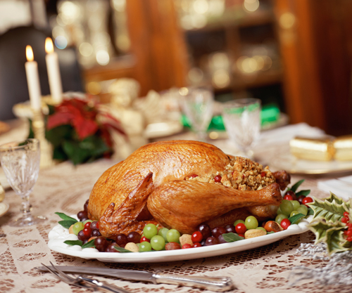A Locavore's Thanksgiving Dinner