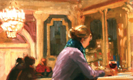 Edward Hopper-Inspired Exhibit Opens at Tevis Gallery on April 22