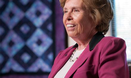 Paula Langmead, CEO of Springfield Hospital Center