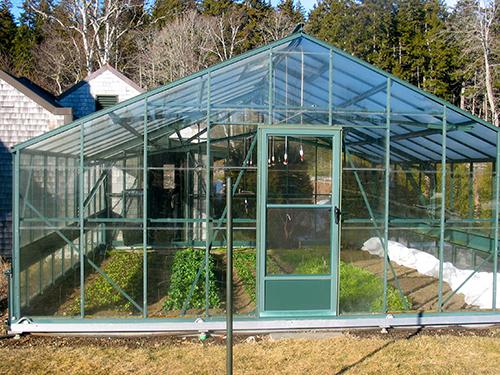 Under-Cover Gardening