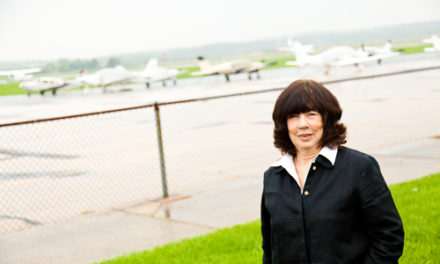 Air Race to Frederick Marks 100th Anniversary of First Licensed Woman Pilot