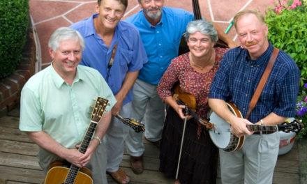 Bluegrass Band to Play Carroll Arts Center