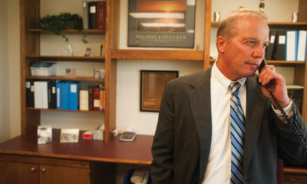Moving Up to School's Challenges: Carroll County's New School Superintendent Has a Lot on His Plate