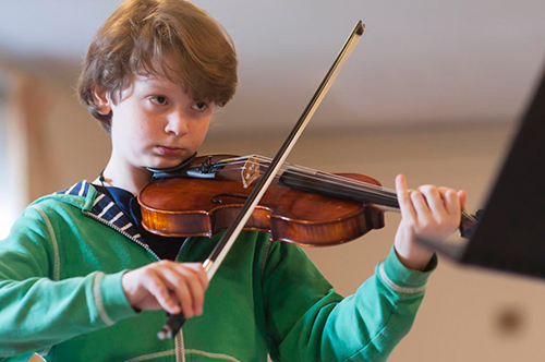 String Project Keeps Music Fun, Affordable Accessible