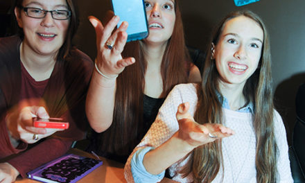 Signing Off: Teens Seize Challenge, Turn Off Cell Phones