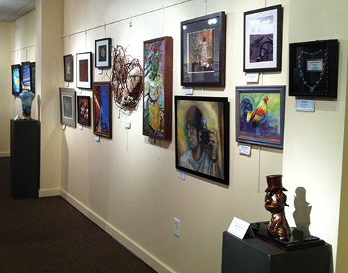 13th Annual Members Art Show