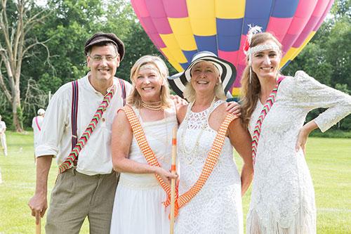 Gatsby Garden Party and Croquet Tournament