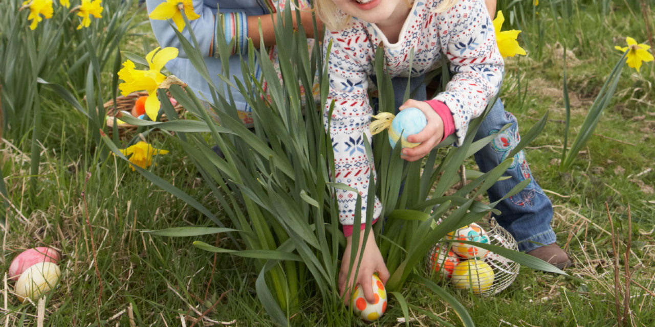 Westminster Easter Egg Hunts