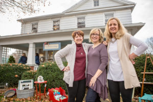 Sharon Beaver, Karla Moore and Susan Watkins launched Elizabeth & Co. in 2010.