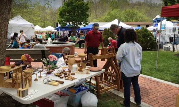 Sykesville Fine Art and Wine Festival