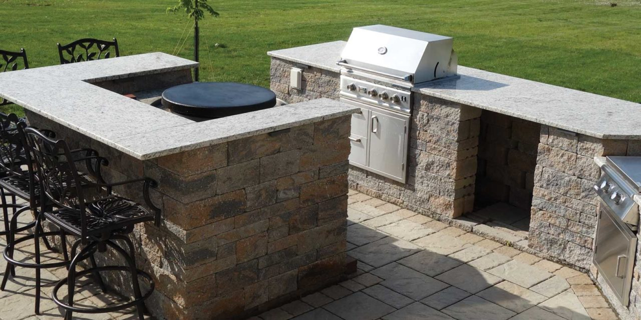 Outdoor Cooking Elevates to a New Level