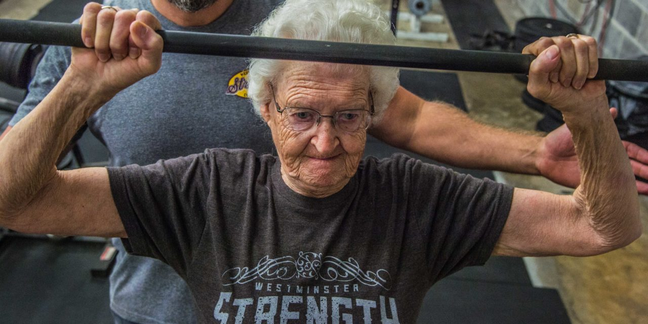 Never Too Late… Set a Deadlifting Record