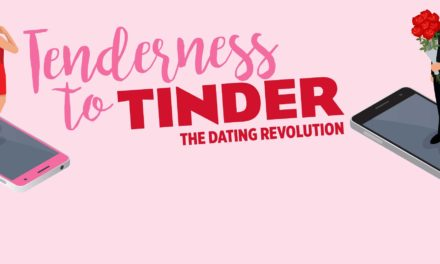 From Tenderness to Tinder: A Dating Revolution