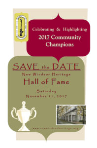 New Windsor Hall of Fame @ New Windsor Fire Hall  |  |  |