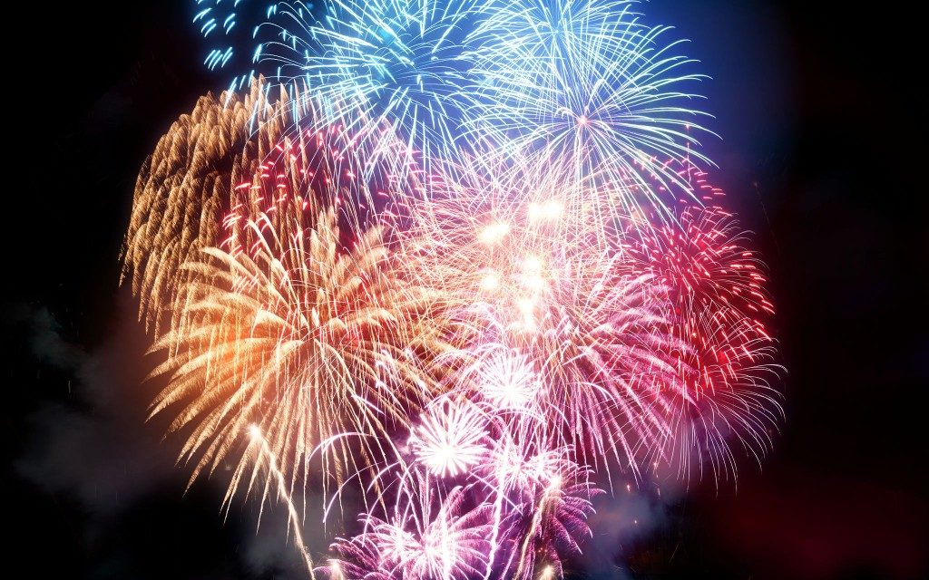 Rain or Shine, Fireworks This Time