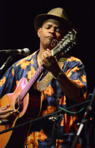 Blues Night at Traditions Week 2 featuring Guy Davis @ WMC Alumni Hall |  |  |