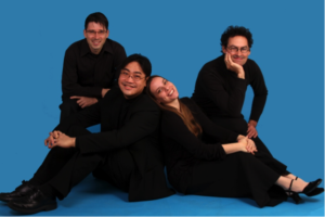 Chamber Music on The Hill: Azimuth String Quartet @ Decker Center Forum |  |  |