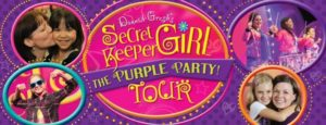 Secret Keeper Girl Purple Party Tour @ Uniontown Bible Church | Union Bridge | Maryland | United States