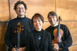 Monday Night Music: Trio Giocoso @ McDaniel Lounge |  |  |