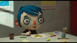 """""""Ma Vie de Courgette"""" (""""My Life as a Zucchini"""") @ Decker Auditorium, Lewis Hall of Science        """