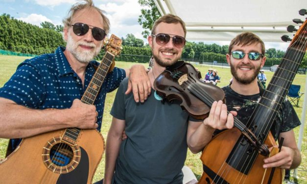 Common Ground on the Hill Roots Music & Arts Festival