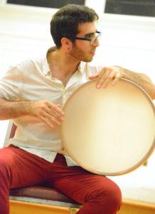 Tareq Rantisi: World Percussion Master @ Carroll Arts Center |  |  |
