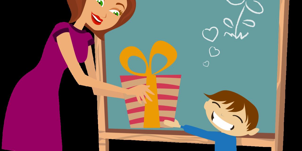 Teacher's Gifts Made Easy