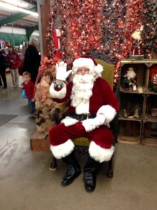 Santa at Christmas Market @ Ag Center |  |  |