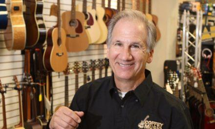 Buy, Repair and Play That Funky Music