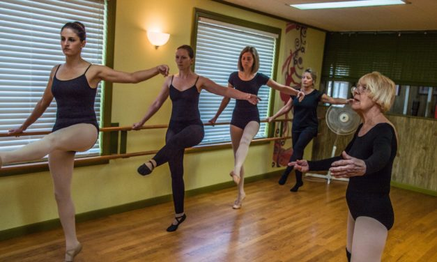 Never Too Late: To Keep Dancing