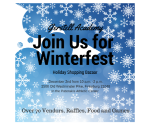 Gerstell Academy's 2nd Annual Winterfest Holiday Shopping Bazaar @ Gerstell Academy Paterakis Athletic Center        