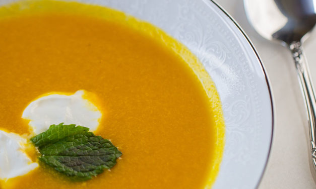 Chill-Chasing Soups