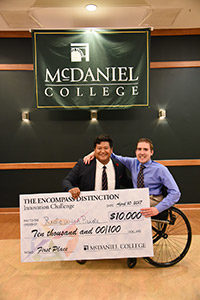 McDaniel Innovation Challenge Finals @ Decker Center Forum |  |  |