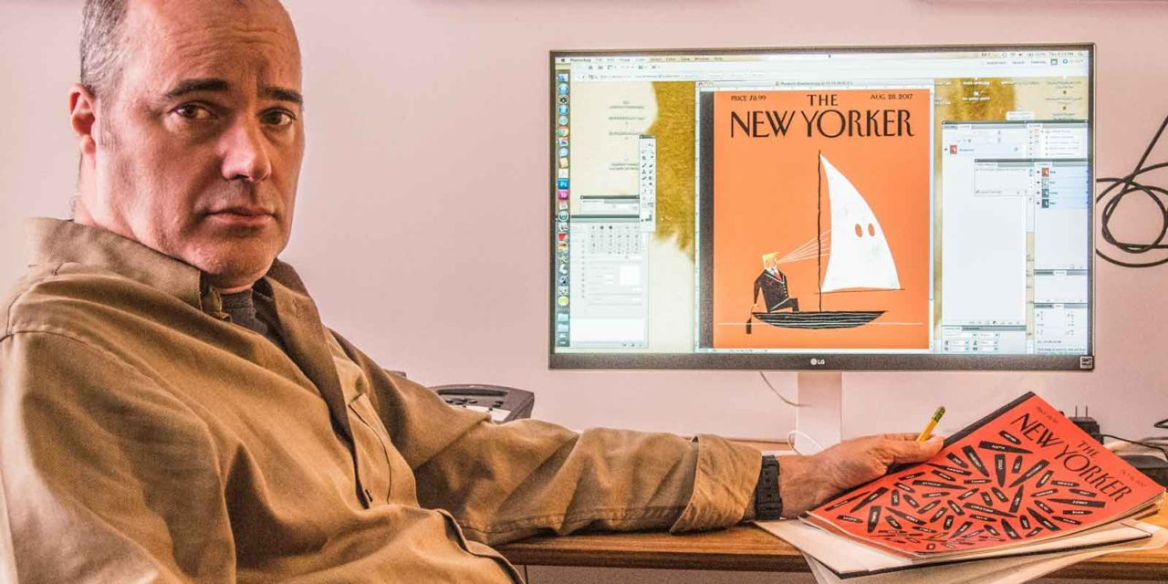 New Yorker Cover Earns Carroll County Native National Acclaim