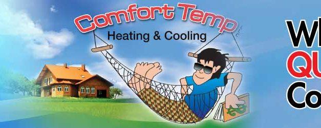Comfort Temp Heating & Cooling LLC
