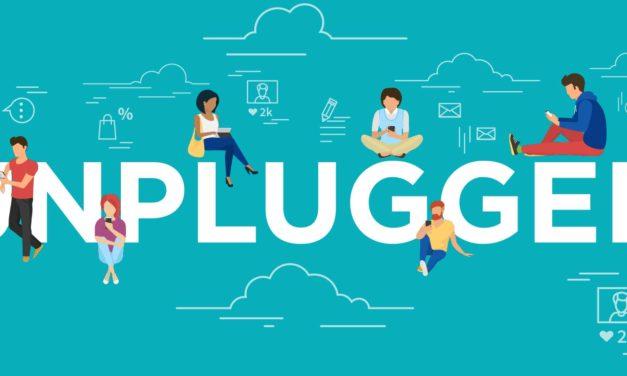 Swinging the Technology Pendulum to Unplugged