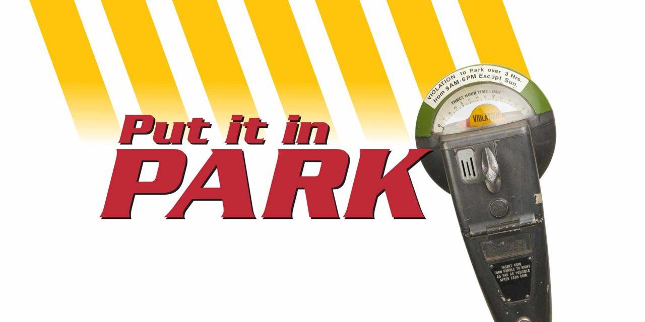 Put it in Park