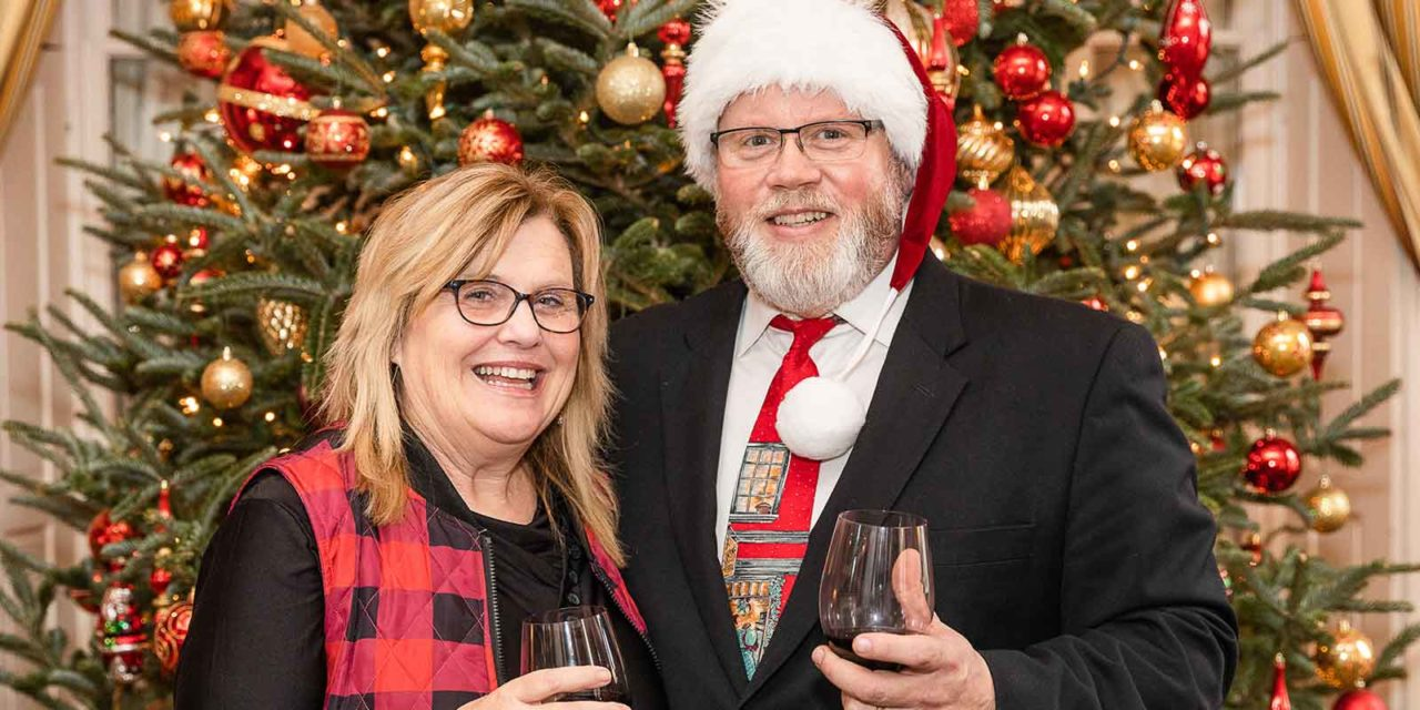 Carroll County Chamber of Commerce Holiday Party