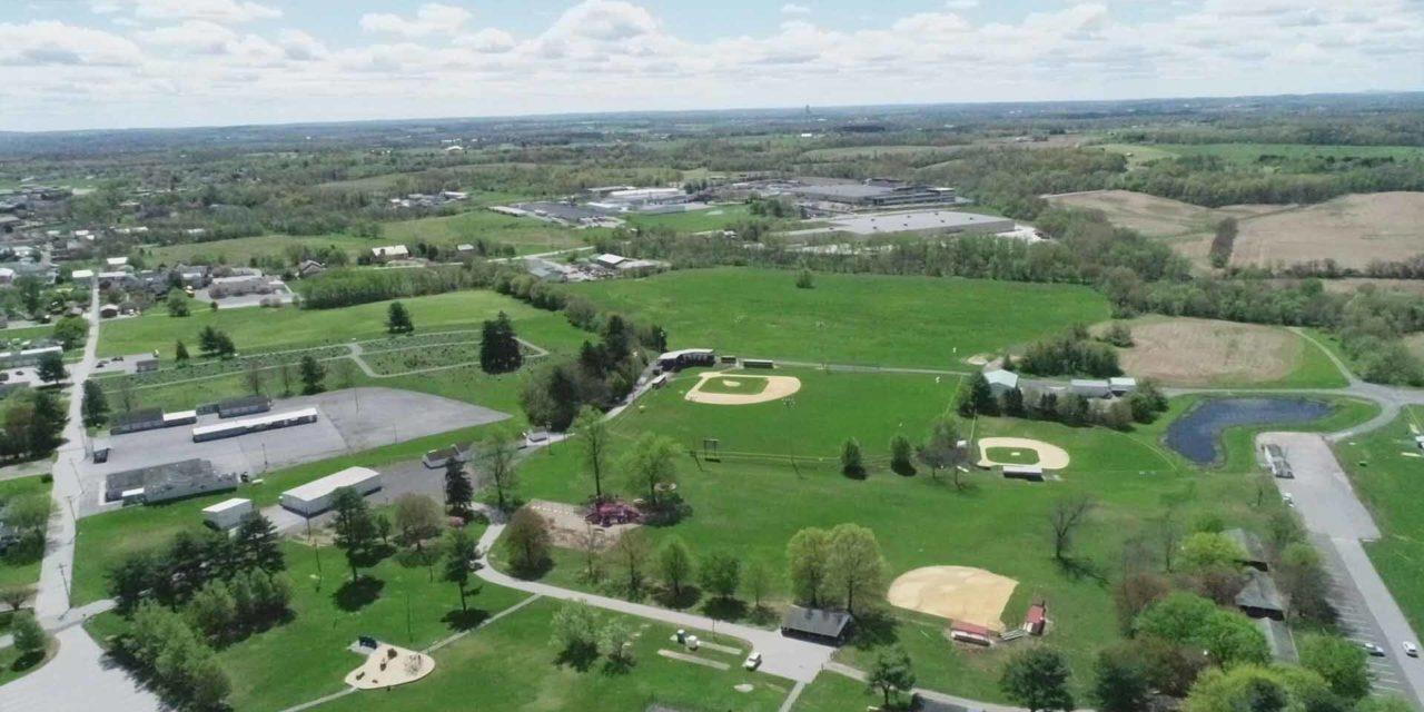 A Bird's-Eye View Of Carroll County