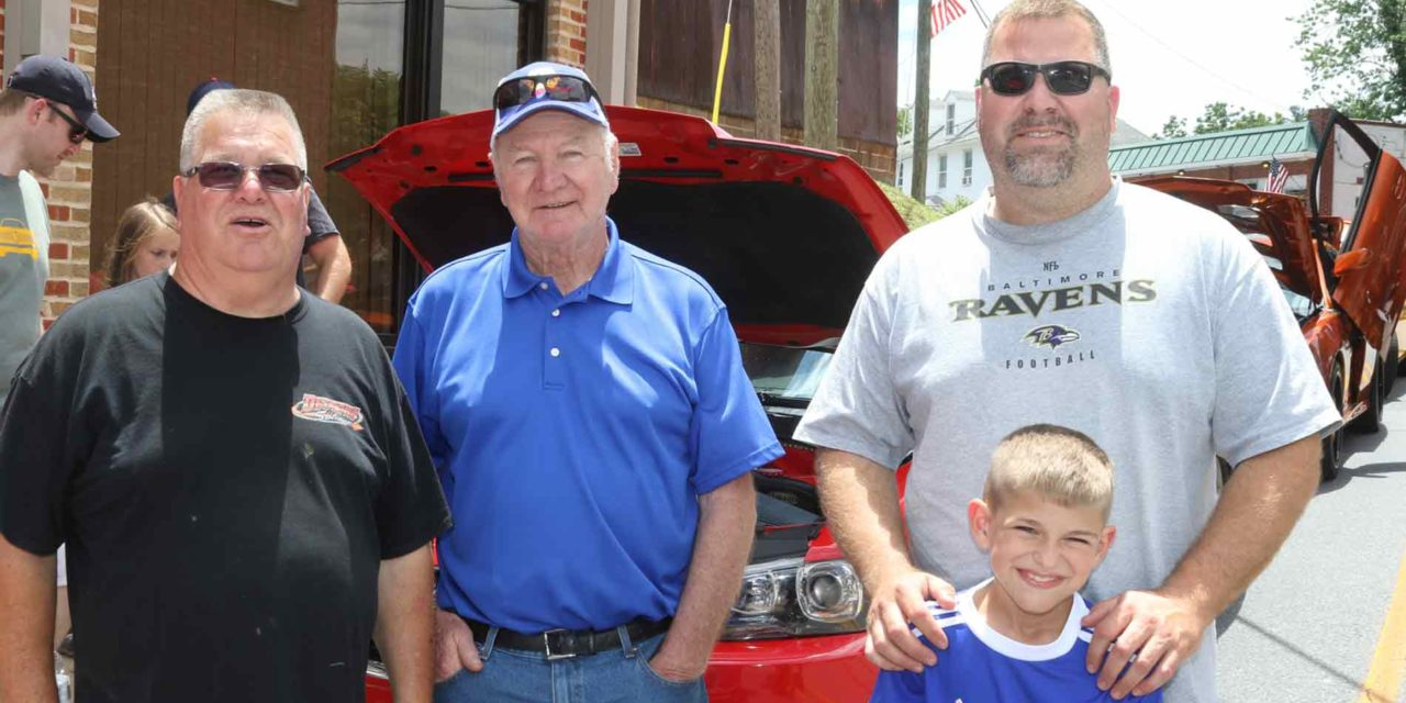Mount Airy Chili Cook-Off and Custom Car Show